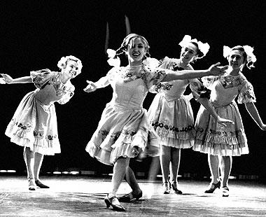 Танец волжанка 1960 е годы